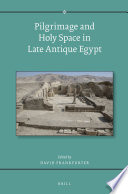 Pilgrimage and Holy Space in Late Antique Egypt