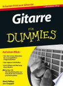 Gitarre f  r Dummies