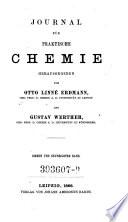 Journal für Chemie und Physik. Hrsg. von J(ohann) S(alomon) C(hristoph) Schweigger
