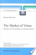 The Market Of Virtue book