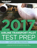 Airline Transport Pilot Test Prep 2017