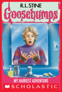 download ebook my hairiest adventure (goosebumps #26) pdf epub