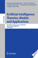 Advances In Artificial Intelligence Theories Models And Applications