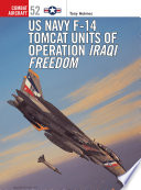 Us Navy F 14 Tomcat Units Of Operation Iraqi Freedom