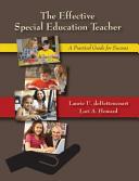 The Effective Special Education Teacher