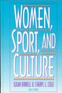 Women Sport And Culture book