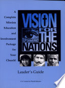 Vision For The Nations Leader S Guide
