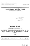 Petrologic and geochronologic evolution of the oldest segments of the Sao Francisco Craton  Brazil