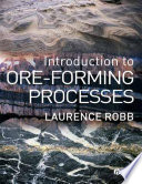 Introduction to Ore Forming Processes