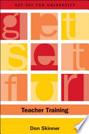 Get Set for Teacher Training