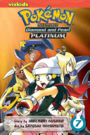 Pok  mon Adventures  Diamond and Pearl Platinum Bring Favorite Pok?mon Characters Leaping Off The