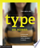 Type on Screen