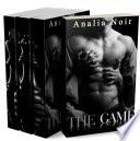 The Game: L'INTÉGRALE (Tomes 1 à 3): (Trilogie Érotique, Soumission, Alpha Male, Thriller, Bad Boy, Suspense)