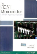 The 8051 Microcontrollers: Architecture, Programming & Applications