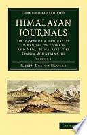 Ebook Himalayan Journals Epub Joseph Dalton Hooker Apps Read Mobile