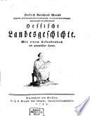 Hessische Landesgeschichte