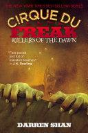 Cirque Du Freak 9 Killers Of The Dawn book