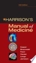 Harrison s Manual of Medicine  16th Edition