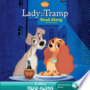 Lady and the Tramp Read Along Storybook