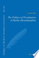 The Politics of Prostitution in Berlin Alexanderplatz