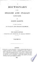 English and Italian