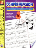 Critical Thinking Skills  Comprehension