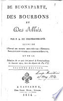Ode à Buonaparte