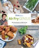 Air Fry Genius Book PDF