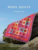 Wool Quilts : quilters will love this stunning collection of five...