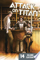Attack on Titan Volume 14