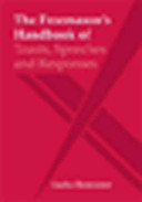 The Freemason s Handbook of Toasts  Speeches and Responses