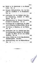 Sammlung der Verordnungen der freyen Hanse-Stadt Hamburg