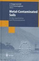 Metal contaminated soils
