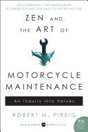 cover img of Zen and the Art of Motorcycle Maintenance