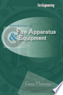 Introduction to Fire Apparatus and Equipment