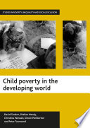 Child Poverty In The Developing World