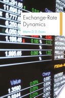 Exchange Rate Dynamics