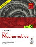 S. Chand's New Mathematics Class XI Book