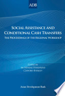 Social Assistance And Conditional Cash Transfers
