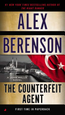 The Counterfeit Agent-book cover