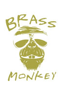 Brass Monkey Your Creativity Designed With 120 Pages
