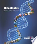 Biocalculus  Calculus for Life Sciences