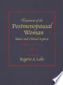 Treatment Of The Postmenopausal Woman book