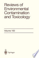 Reviews of Environmental Contamination and Toxicology Articles Concerned With Aspects Of