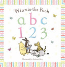 Winnie-the-Pooh My First ABC/123 Learning Box Gift Set Contains Two Large Format