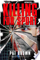 Killing for Sport Book PDF