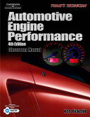 Shop Manual For Automotive Engine Performance
