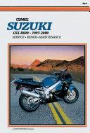 Suzuki Gsx R600 97 00