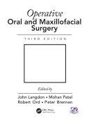 Operative Oral and Maxillofacial Surgery, Third Edition