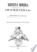 Revista minera  metal  rgica y de ingenier  a